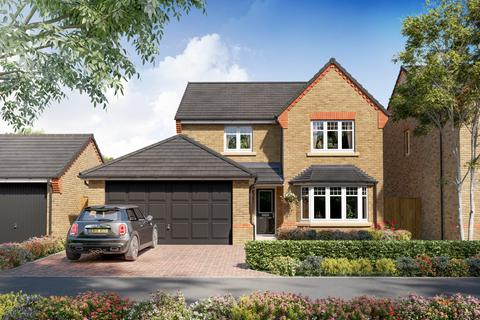 4 bedroom detached house for sale - Plot 9 - The Ingleton, Plot 9 - The Ingleton at York Vale Gardens, Station Road, Howden, East Yorkshire DN14