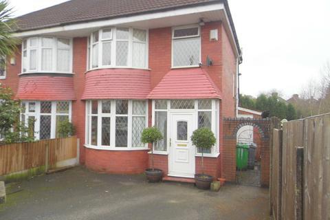 3 bedroom semi-detached house for sale - Stanage Avenue, Blackley, M9
