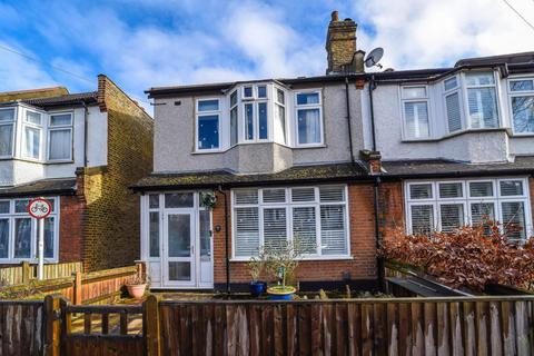 3 bedroom end of terrace house for sale - Albany Road, New Malden, KT3