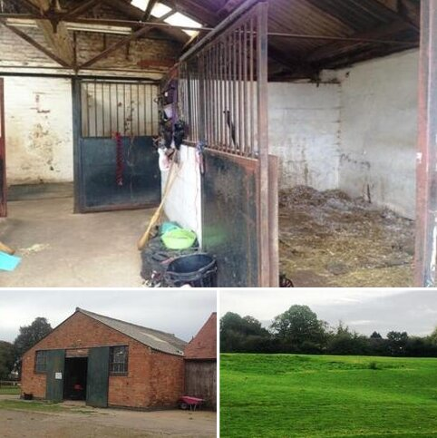 Equestrian property to rent - Sketchley Old Village, Burbage, LE10