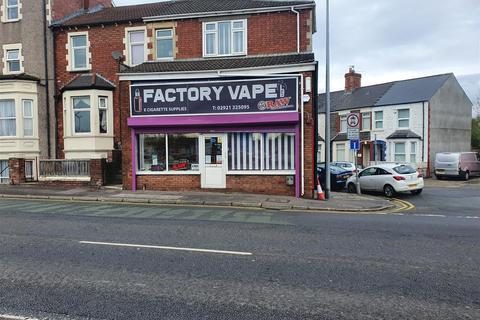 Retail property (high street) to rent - Cowbridge Road East, Canton, Cardiff