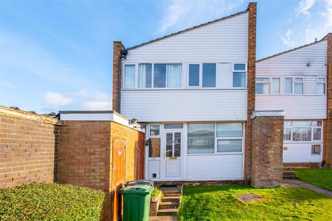 3 bedroom end of terrace house for sale - Griffin Close, Shepshed