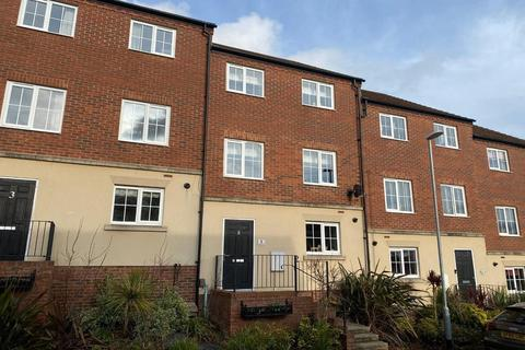 4 bedroom terraced house for sale - Wildacre Drive, Little Billing, Northampton, NN3