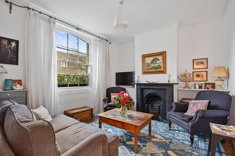 3 bedroom cottage to rent - Masbro Road, Brook Green, London, W14