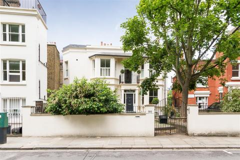 5 bedroom semi-detached house to rent - Brook Green, London, W6