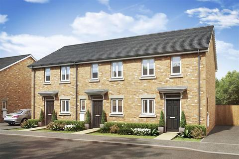 2 bedroom terraced house for sale - The Canford - Plot 287 at Darcie Park, Darsdale Farm, Chelveston Road NN9