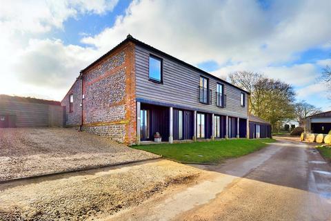 3 bedroom barn conversion for sale - Gimingham, NR11