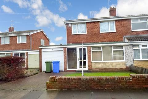 3 bedroom semi-detached house for sale - Tillmouth Avenue, Holywell, Whitley Bay, Northumberland, NE25 0NR