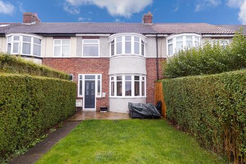 3 bedroom terraced house for sale - Dene View, Ashington, Northumberland, NE63 8JT