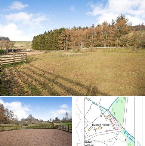Plot for sale - Residential Plot, Eastfield, Buxton, Selkirk, Scottish Borders, TD7