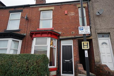 4 bedroom terraced house to rent - Edmund Road , Highfield , Sheffield, S2 4EN