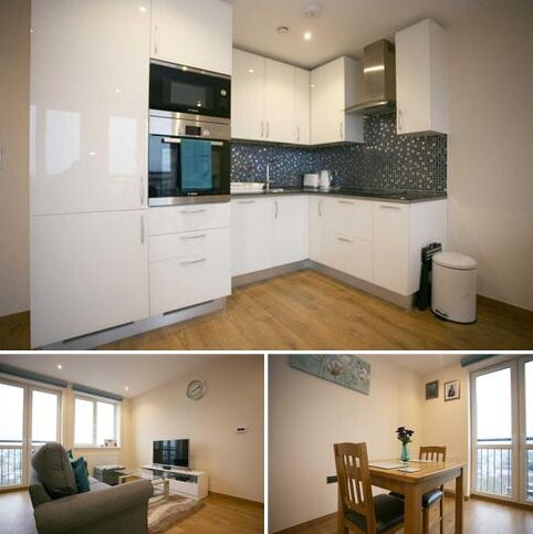 1 bedroom apartment for sale - New Enterprise House, High Road, Chadwell Heath, RM6