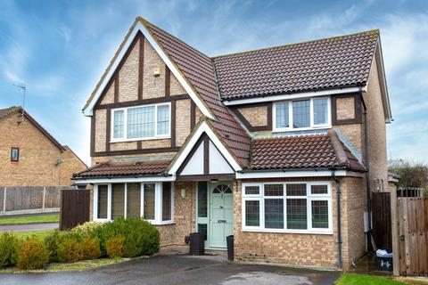 4 bedroom detached house for sale - Kensington Close, Lower Earley, Reading, RG6 4EY