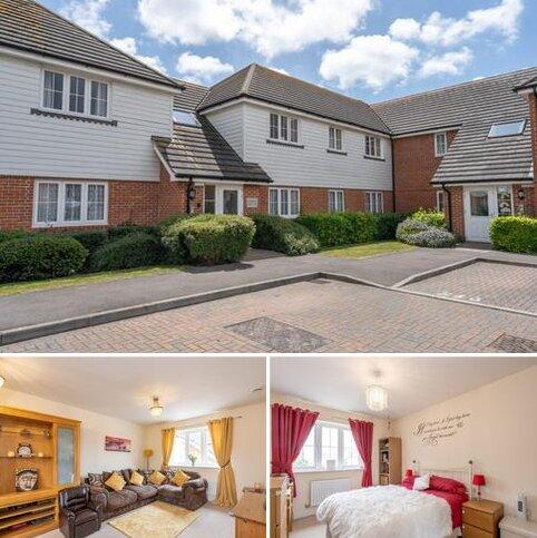2 bedroom flat for sale - Blackwell Court, Kelmscott Way, Bersted Park, Bognor Regis, West Sussex, PO21 5DQ