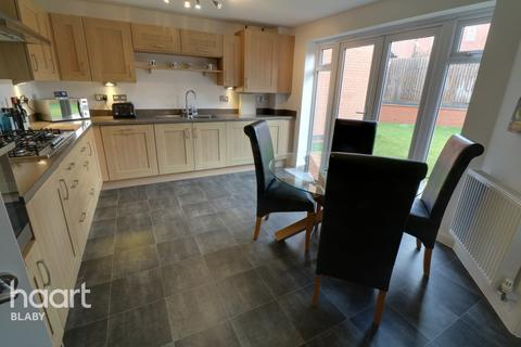 4 bedroom detached house for sale - William Spencer Avenue, Leicester