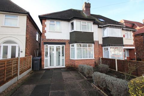 3 bedroom semi-detached house for sale - Flaxley Road, Stechford, Birmingham, B33