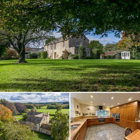 6 bedroom country house for sale - The Manor, Burrill, Bedale