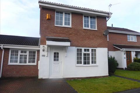 3 bedroom detached house for sale - Ellesworth Close, Old Hall, Warrington