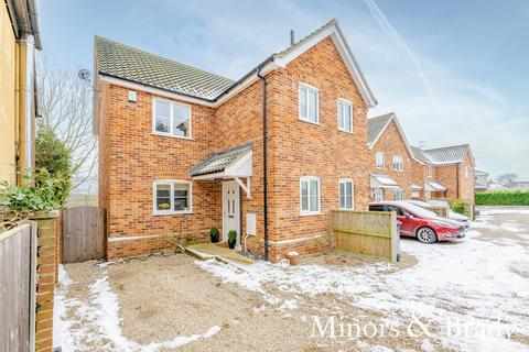 3 bedroom semi-detached house for sale - Fir Tree Close, Mill Lane