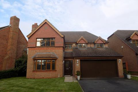 4 bedroom detached house to rent - Field Maple Road, Streetly