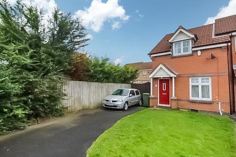 2 bedroom semi-detached house for sale - Sandringham Drive, Blyth