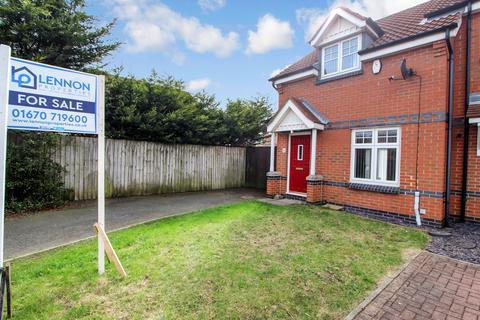 2 bedroom semi-detached house for sale - Sandringham Drive, Sandringham Park, Blyth