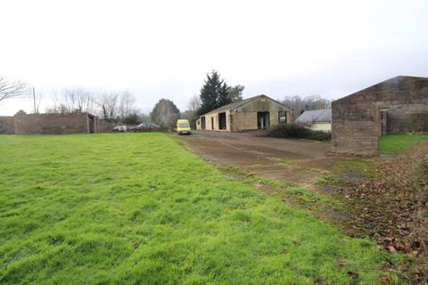 4 bedroom barn conversion for sale - TWO BARNS FOR CONVERSION, Llanllywell, Usk, Monmouthshire