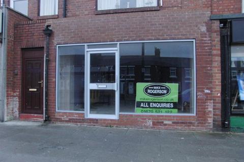 Property to rent - Laburnum Terrace, Ashington, Ground Floor Shop Unit