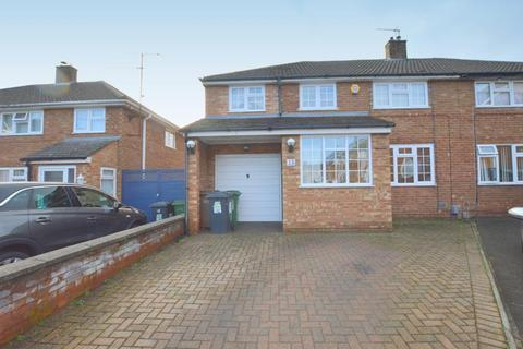 4 bedroom semi-detached house for sale - Leathwaite Close, Limbury Mead, Luton, Bedfordshire, LU3 2TG