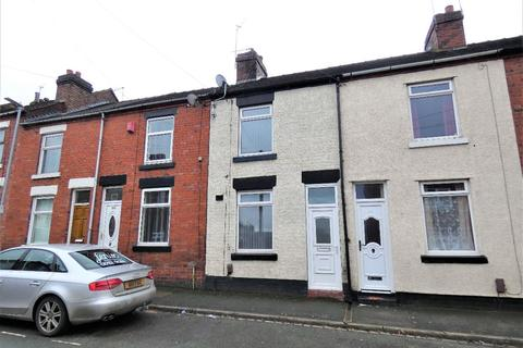 2 bedroom terraced house to rent - Jupiter Street, Stoke-on-Trent, Staffordshire, ST6 1PD