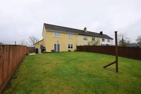 3 bedroom end of terrace house for sale - Trelawney Parc, Launceston
