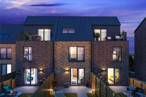 3 bedroom terraced house for sale - Plot 97 - Prince's Quay, Pacific Drive, Glasgow, G51