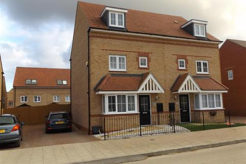 4 bedroom semi-detached house for sale - Coles Road, Corby