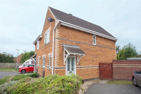 2 bedroom semi-detached house for sale - Redgrave Close, Kettering