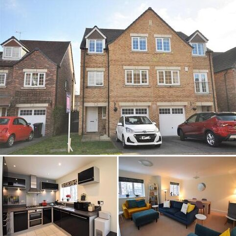 4 bedroom townhouse for sale - College Court, Dringhouses, York, YO24 1UH