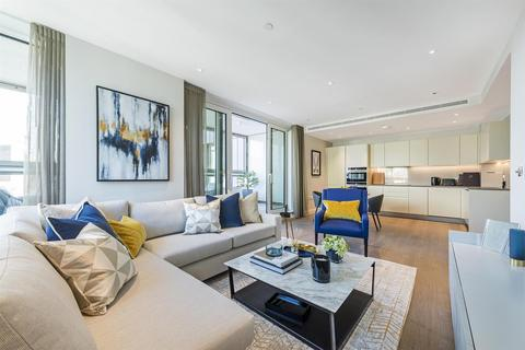 2 bedroom apartment to rent - Cascade Court, Vista Chelsea Bridge Wharf, London, SW11