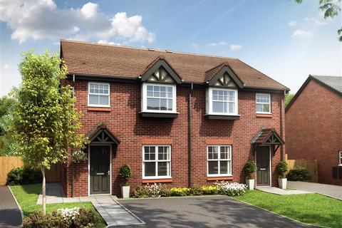 3 bedroom semi-detached house for sale - The Gosford Plot 167 at Cherry Tree Park, Crewe Road, East Shavington CW2