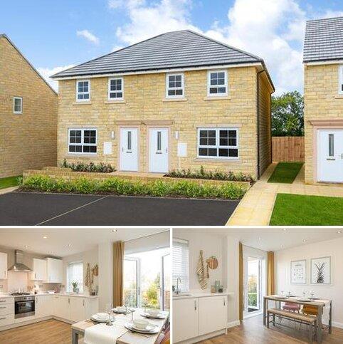 3 bedroom end of terrace house for sale - Plot 101, Maidstone at Saxon Dene, Silsden, Belton Road, Silsden, KEIGHLEY BD20
