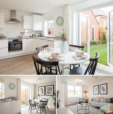 3 bedroom terraced house for sale - Plot 41, Archford at Birds Marsh View, Chippenham, Hill Corner Road, Chippenham, CHIPPENHAM SN15