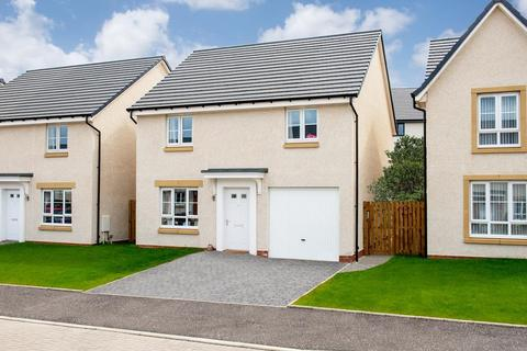 Barratt Homes - Merlin Gardens - Plot 80, Kerr at Riverside @ Cathcart, Kintore Road, Newlands, GLASGOW G43
