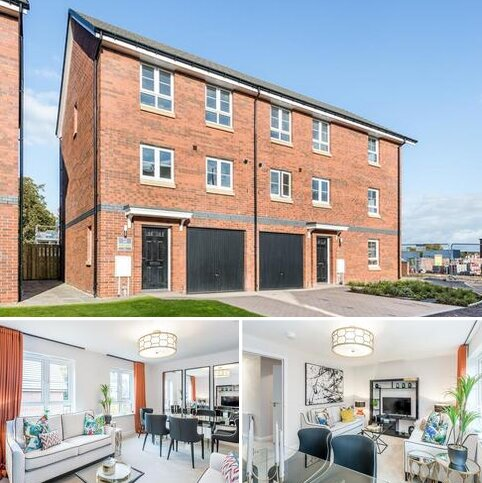 3 bedroom terraced house for sale - Plot 72, Turnberry at Riverside @ Cathcart, Kintore Road, Newlands, GLASGOW G43