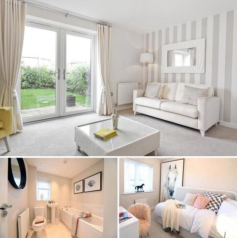 3 bedroom house for sale - Plot 321, The Beech at Roman Fields, Peterborough, Manor Drive PE4