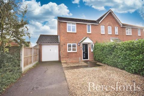 3 bedroom semi-detached house for sale - Temple Way, Heybridge, Maldon, Essex, CM9