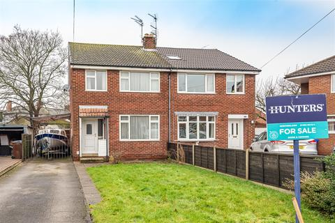 3 bedroom semi-detached house for sale - Nicholson Close , Beverley, East Yorkshire, HU17 0HW