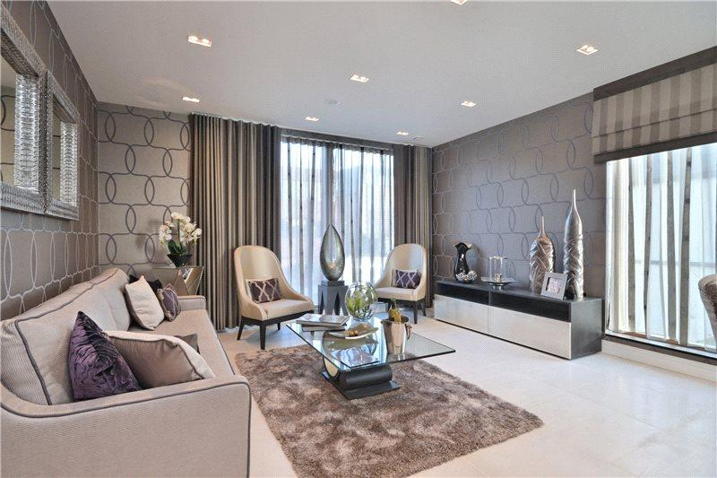 3 Bedrooms Flat for sale in Cherry Tree Hill, 99A Great North Road, London, N2