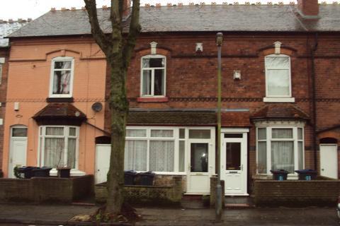 3 bedroom terraced house to rent - Somerset Road, Handsworth, Birmingham, West Midlands B20 2JG