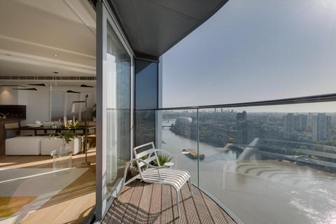 4 bedroom flat for sale - 20.2 Tower West, Chelsea Waterfront, Waterfront Drive,  London, SW10