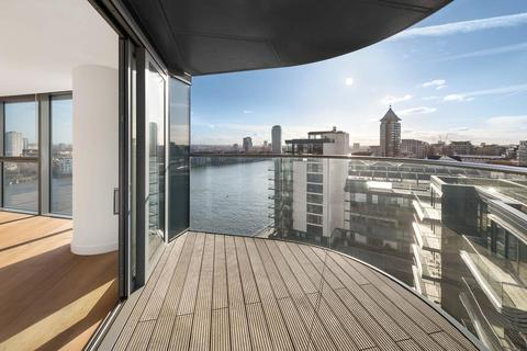 3 bedroom flat for sale - 92 Tower West, Chelsea Waterfront, Waterfront Drive, London, SW10