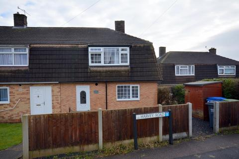 3 bedroom end of terrace house for sale - Harvey Road, Hady, Chesterfield, S41 0BW