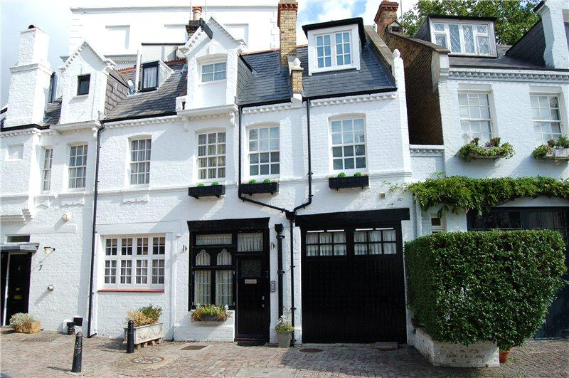 Mews House Knightsbridge Bed And Breakfast